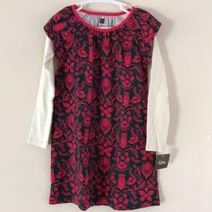 Tea Collection McKenna Flutter Dress Size 5